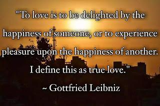 Gottfried Leibniz quotes in english