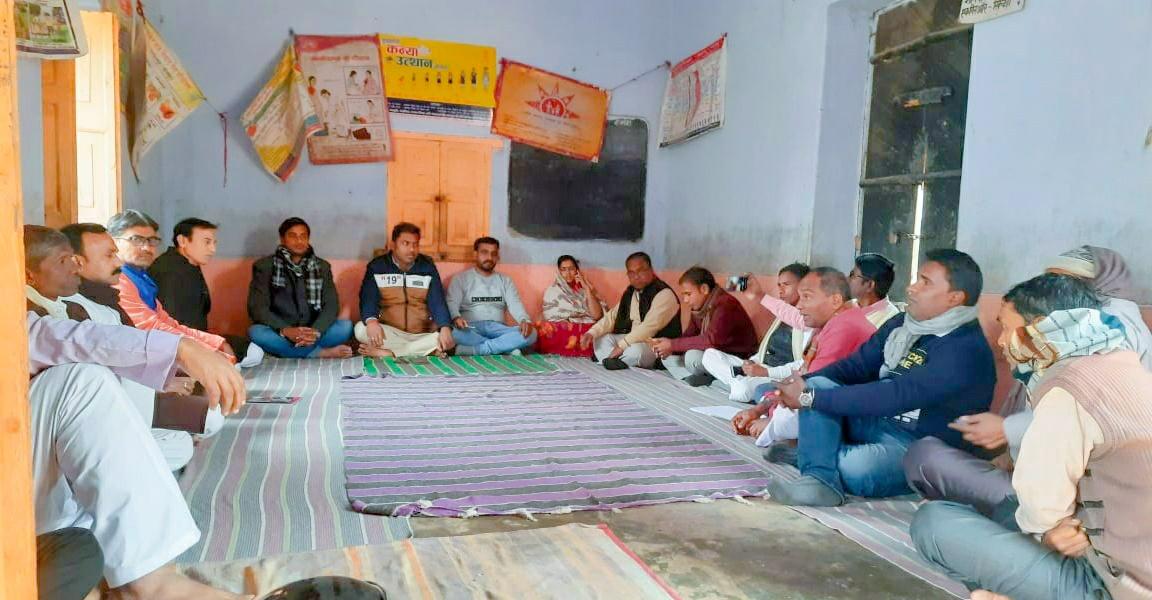 Arrah: 24 दिसंबर को टाउन हॉल में भाजपा का किसान चौपाल, राज्य के पूर्व सहकारिता मंत्री राणा रणधीर सिंह होंगे शामिल