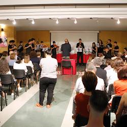 Inauguración Curso Conservatorio