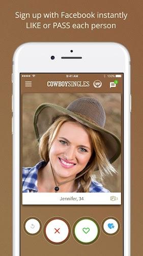 cowgirl online upoznavanje tata pravila za upoznavanje