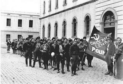 POUM militia