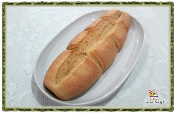 Pão sovado 1