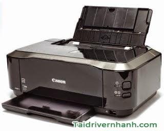 Download phần mềm máy in Canon PIXMA iP4850 – cách sửa lỗi không nhận máy in