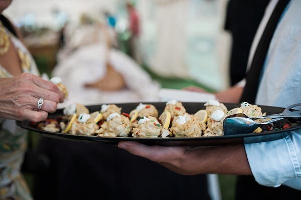 classic wedding caterer in virginia