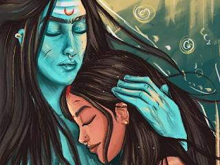 Shiva Or Sati Ki Kahani