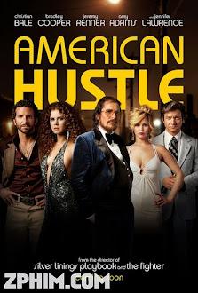 Săn Tiền Kiểu Mỹ - American Hustle (2013) Poster