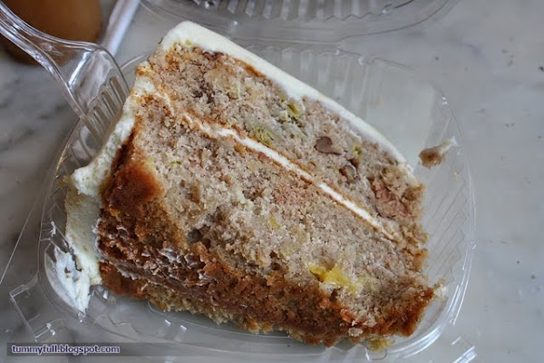 Amys Bread Carrot Cake