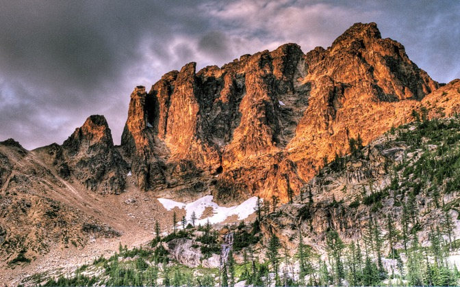 Tower Mountain by wildpianist1
