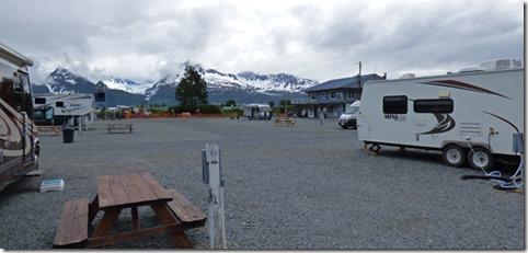 Eagles Rest RV Park, Valdez Alaska