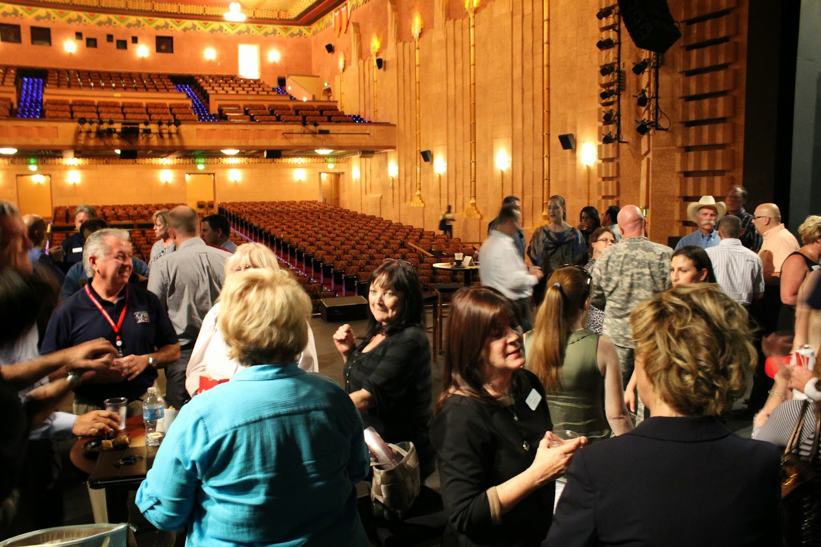 Chamber XChange at Fox Theatre