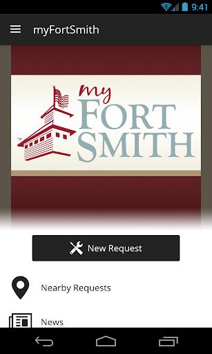玩生產應用App|myFortSmith免費|APP試玩