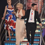 OIC - ENTSIMAGES.COM - Chloe Jasmine, Stevi Ritchie and Sherrie Hewson at the Celebrity Big Brother Final held at the Elstree Studios in London on the 24th September 2015. Photo Mobis Photos/OIC 0203 174 1069