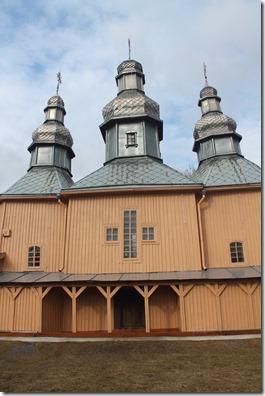 Фастів, церква