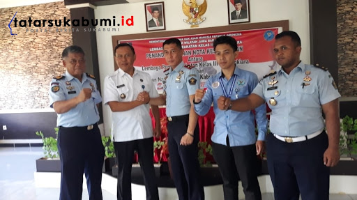 Antisipasi Narkotika Baru Jenis NPS, BNNK Sukabumi Geledah Lapas Warungkiara