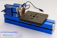 W50000, Набор профессиональных мини-станков 8 в 3 шлифовальный станок