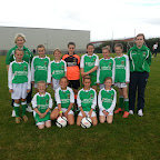 U12 Schoolgirls Team
