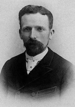 Theo van Gogh, circa 1888, Age 31