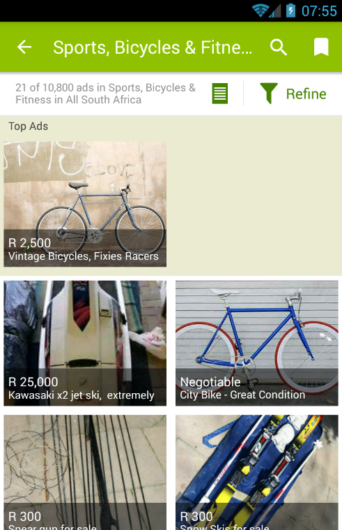 how to you sell an item on gumtree