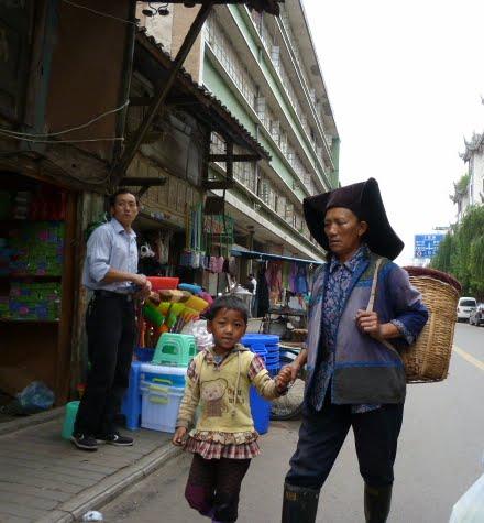 CHINE SICHUAN.XI CHANG ET MINORITE YI, à 1 heure de route de la ville - 1sichuan%2B726.JPG