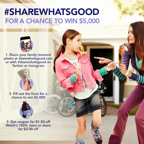 Share What's Good Photo Contest #ShareWhatsGood