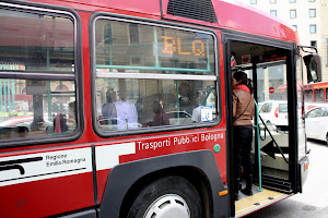 Airport Bus in Bologna