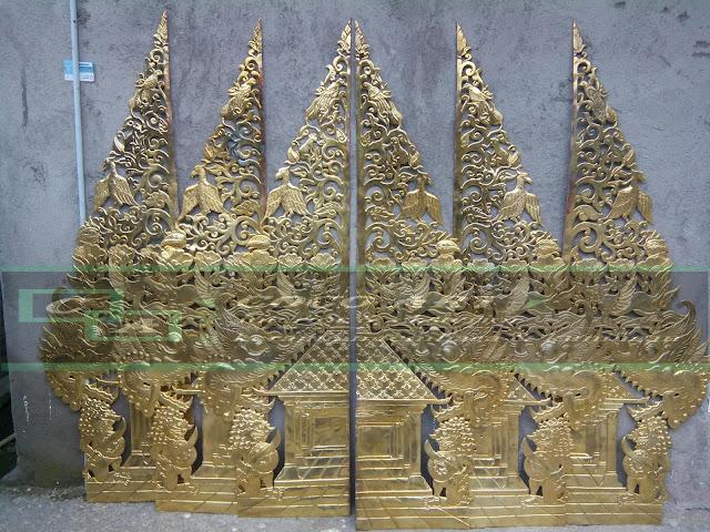 gunungan wayang kuningantembaga