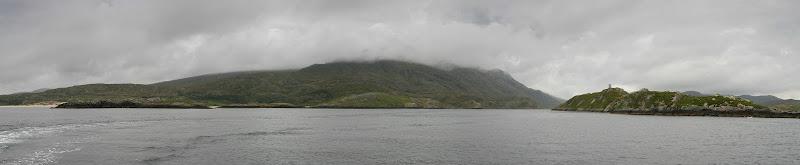Killary Harbour panorama