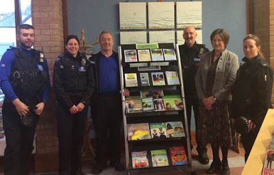Books to help keep children safe in town