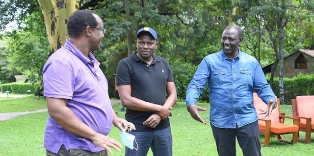 Bottom-Up economic model explained by DP Ruto economic experts