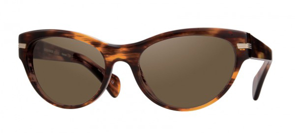 Oliver Poeples kosslyn new eyewear spring 2012