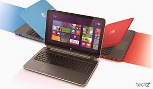 HP PAVILION 2014 - Bộ sưu tập laptop mới của H