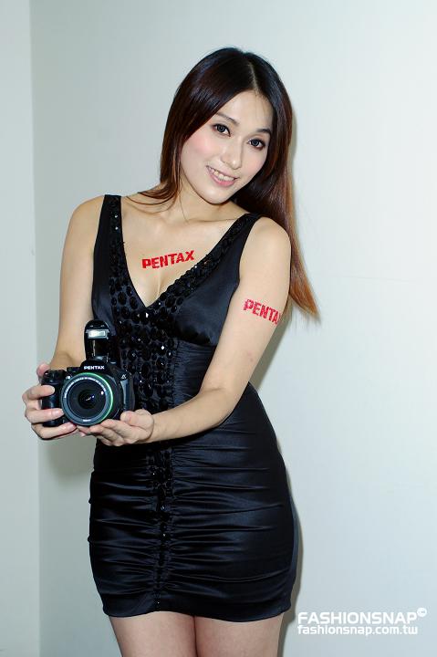 2012.07.19 PENTAX K-30發表會 - 主持人 Mia