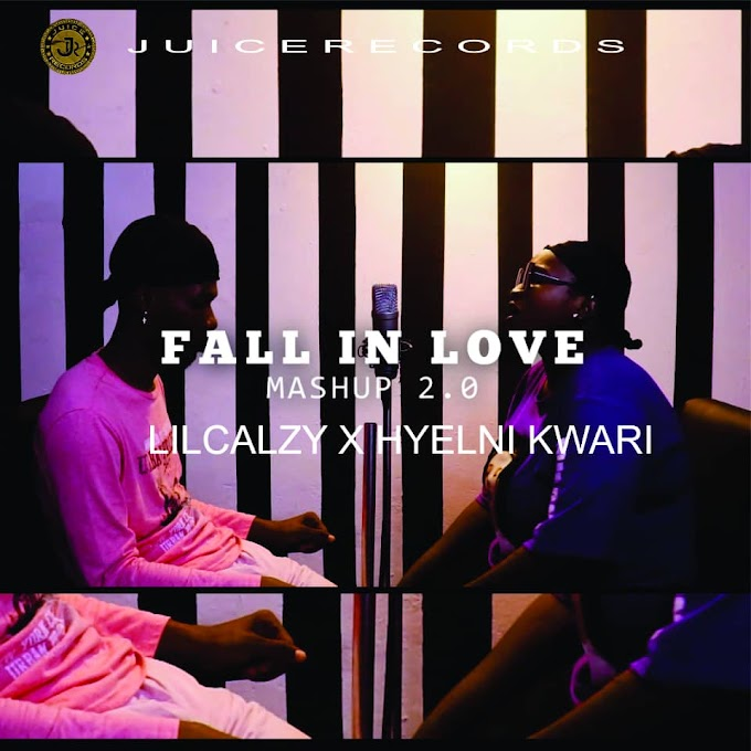 [Mash up Video + Audio]  Fall in Love  by Lilcalzy & Hyelni kawari