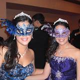 "120526SHF Soraya & Halina Friedwald Quinces at the Signature Grand "" Masquerade Under the Stars"""