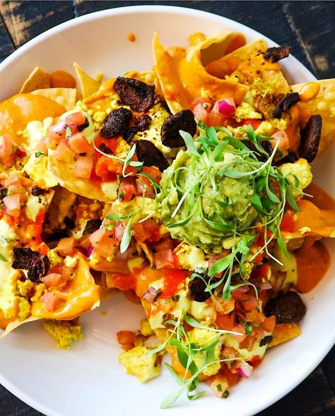 Breakfast Nachos Recipe | Breakfast Care