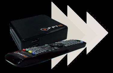 Lắp đặt truyền hình FPT HD
