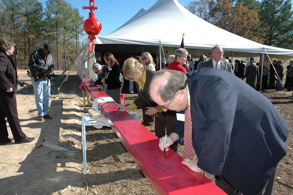 UACCH-Texarkana Creation Ceremony & Steel Signing - DSC_0014.JPG