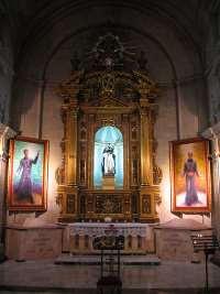 Capilla de los mártires de Xàtiva