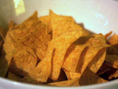 Tortilla Chips at Thanksgiving