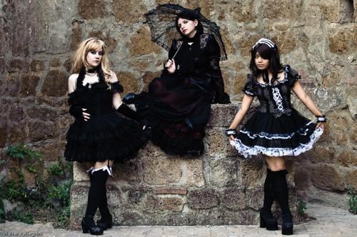 Gothic Models, Gothic Girls
