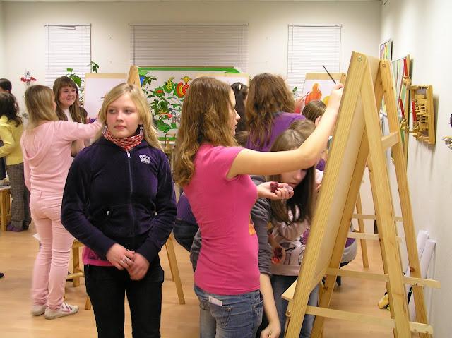 Kunstiosakonda sisseastunud laste pühitsemine - PB100340.JPG