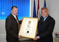 Posjet predsjednika Mesića 2009