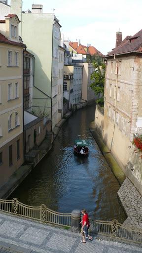 Praska Wenecja - Hradczany