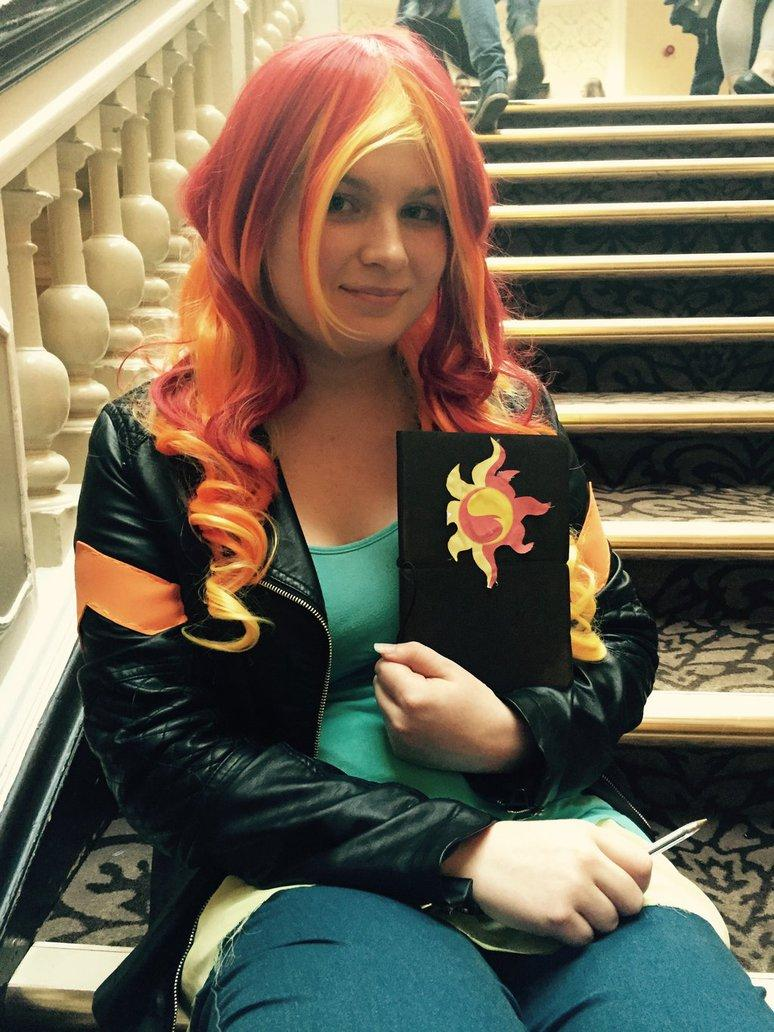 Equestria Daily Mlp Stuff Sunset Shimmer Day Cosplays