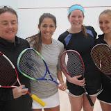 2016 State Womens Doubles: Finalists - Sharon Bradey & Fernanda Rocha; Champions - Alli Rubin & Caroline Spahr