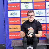 OIC - ENTSIMAGES.COM - Hand Cyclist Winner 2nd place  James Pierce at the Prudential RideLondon Grand Prix 2016    in London  29th July 2016 Photo Mobis Photos/OIC 0203 174 1069
