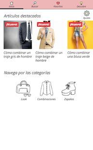 Looks y combinaciones de ropa - náhled