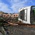 فيديو.. إعصار التشيك المدمر يصل النمسا السفلى