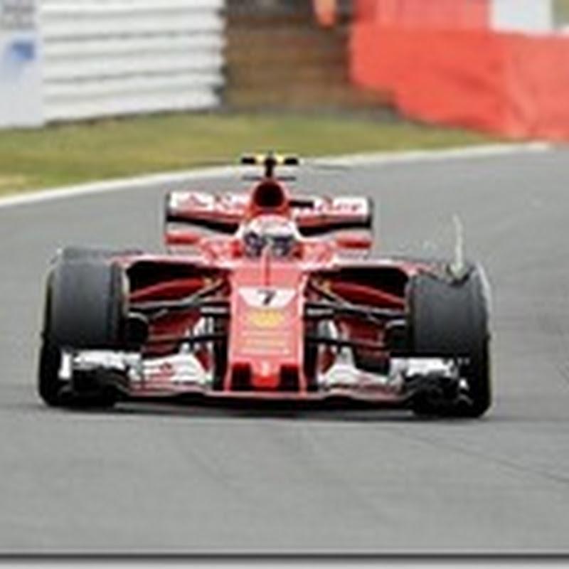 Pirelli ha concluso indagini sul pneumatico di Raikkonen