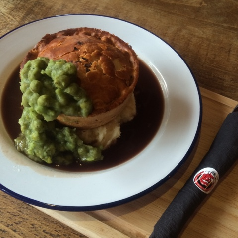 Sticky Fingers Middlesbrough and PieMinister Pies